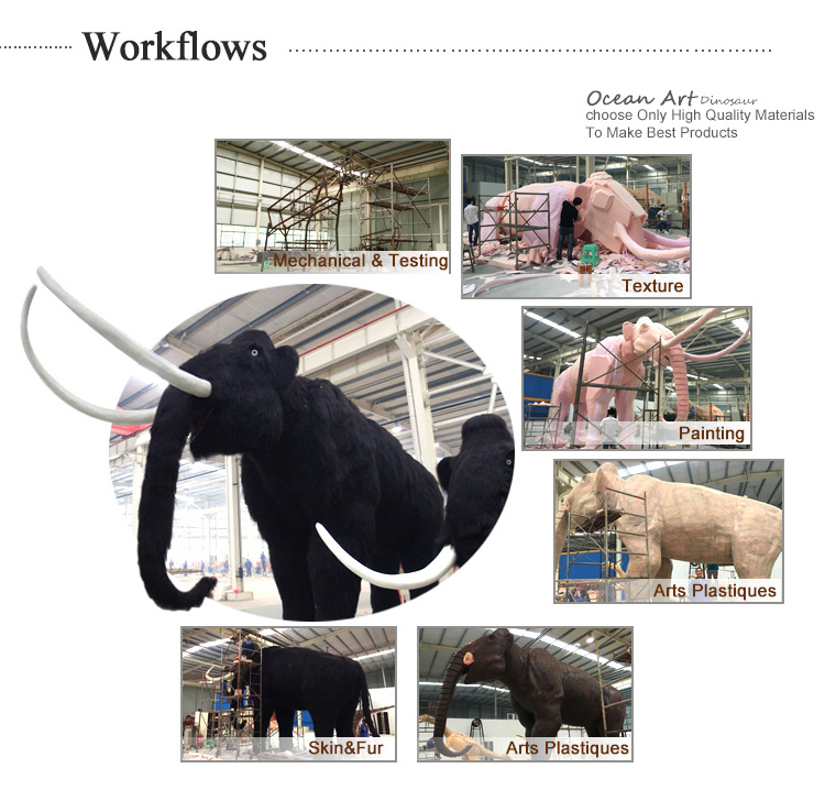 2.Animatronic Animal Making Process