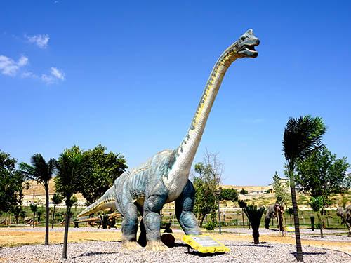 Simulation dinosaur