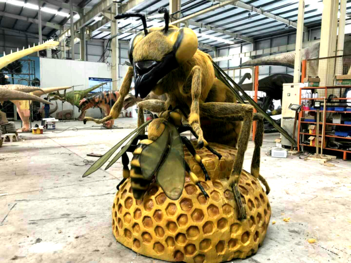 Bee&Ant animatronic animal01