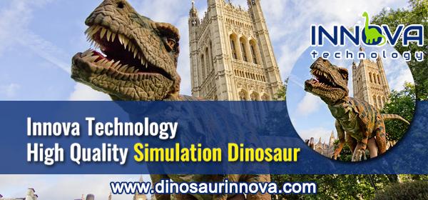 Innova-Technology-High-Quality-Simulation-Dinosaur-Manufacturers